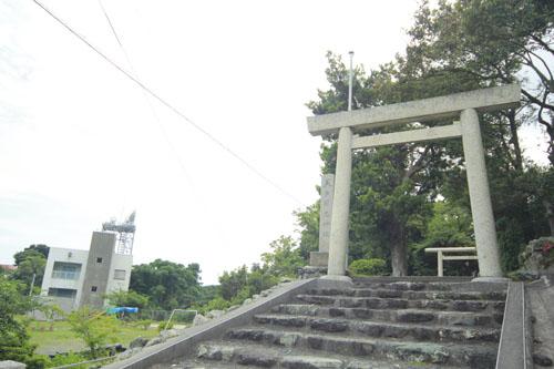 美多羅志神社・龍神さん